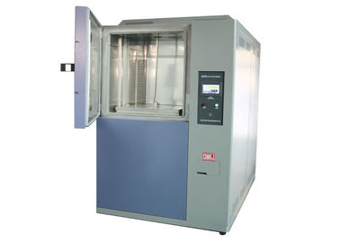 Cina Tinggi Rendah Temp Thermal Shock Chamber 3 Phase AC 380V 50Hz / 60Hz Daya Thermal Shock Testing Machine pemasok