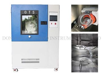 Rain Spray Climatic Test Chamber Spray Pressure Dalam 80KPa - 100KPa DIN40050