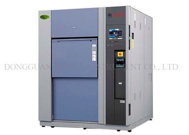 Industrial Auto Electronic Thermal Syok Peralatan Cold Dan Hot Test Cabinet
