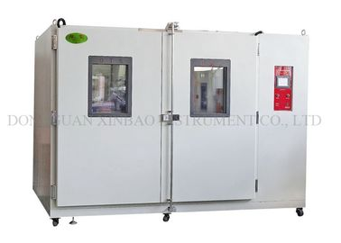 Air Cooled Temperature Humidity Test Chamber, Thermal Test Chamber High Safety